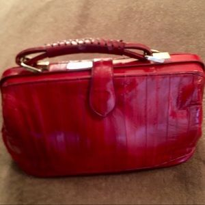 Eel Skin Bag